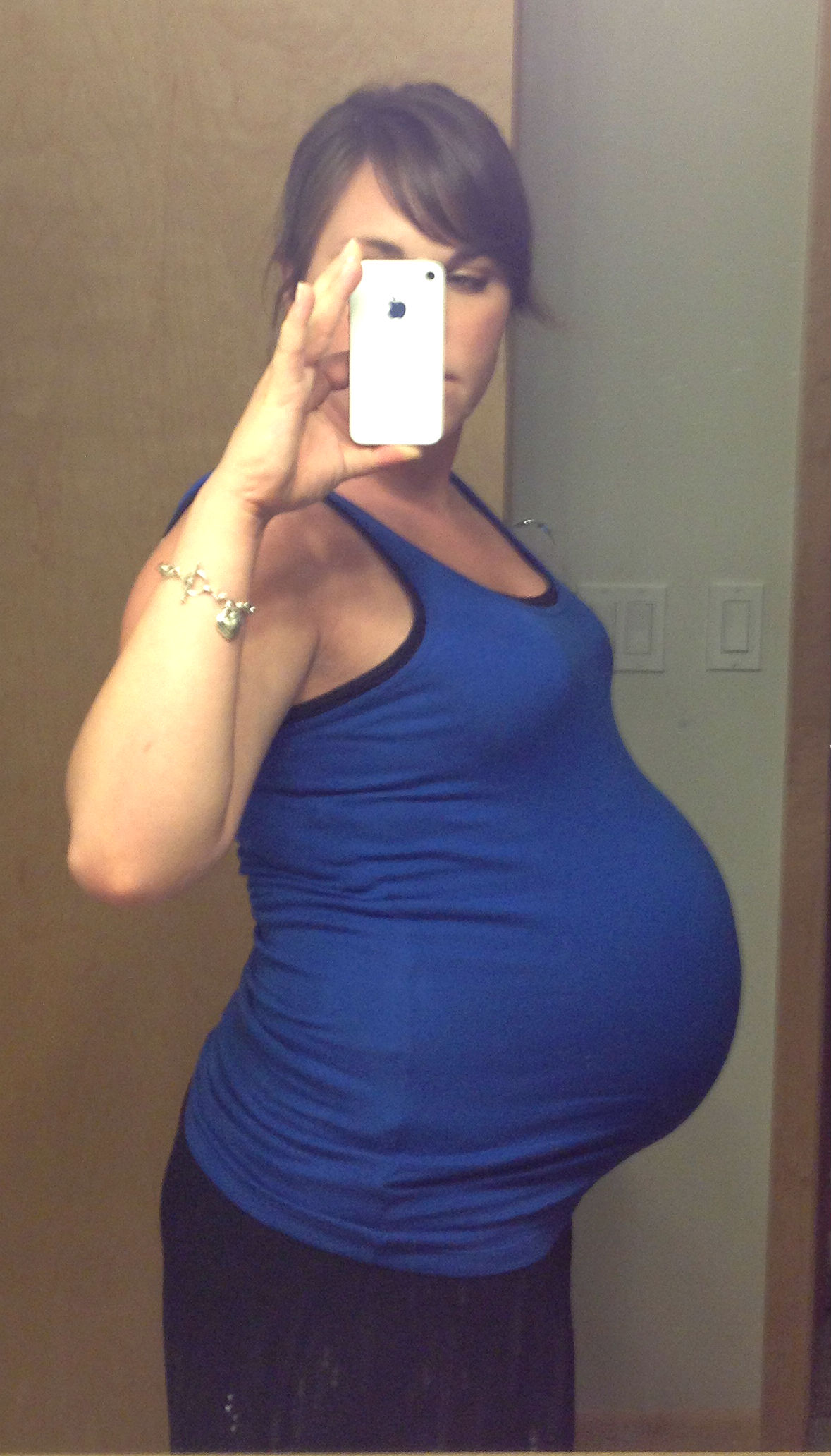 Getting Fit Post Pregnancy | Just Be. Blog. 39 Weeks Pregnant Fetus