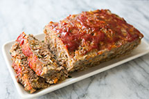 meatloaf - recipe - simply